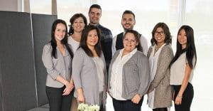 Fresh Dental employee group photo